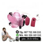 VIBRATOR BUTTERFLY WERELESS 156