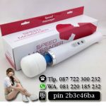 VIBRATOR SPEED MASSAGER 189