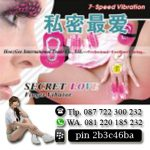 SECRET LOVE FINGER VIBRATOR 035